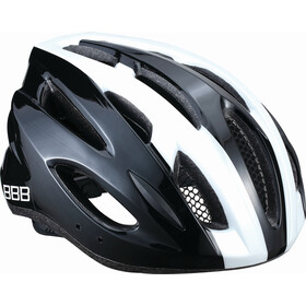 BBB Condor BHE-35 Casque, black/white